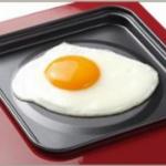 KOIZUMI KOS-0702 目玉焼きが同時に作れるトースター!