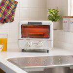 タイガー オーブントースター ぷちはこ KAO-A850の魅力と評判