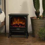 ディンプレックス 電気暖炉 マイクロストーブ MCS12J の魅力と評判